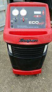 Snap On Eco Plus A C Recovery Machine Ecoplus Ac Eeac324b