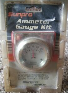 Sunpro Gauges