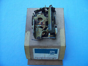 Nos 1971 1975 Chevelle Nova Oldsmobile 4 Door Rh Rear Door Lock Assy 9829708