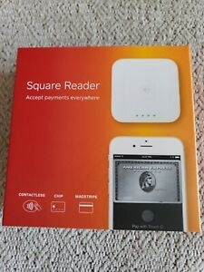 Square Contactless Chip Reader