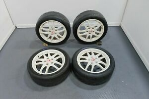 Jdm Honda Integra Type R Acura Rsx Type S Oem Wheels In Clean Championship White