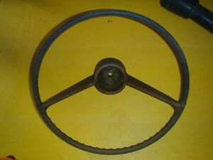 Pontiac Econo Super Duty 60 61 62 63 Steering Wheel Catalina 1961 1962 1963 1960