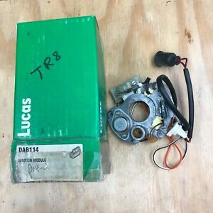 Ignition Module Fuel Injected Triumph Tr8 Dab114