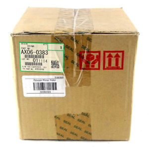 Ricoh Aficio Ax06 0383 Polygon Mirror Motor Genuine New Sealed Free Shipping
