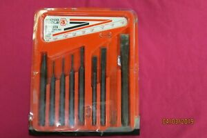 Matco Tools 8pc Punch And Chisel Set