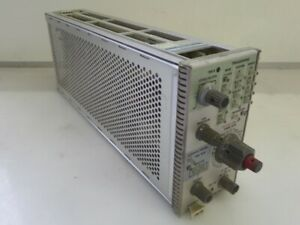 Tektronix 7b70 Oscilloscope Time Base Module