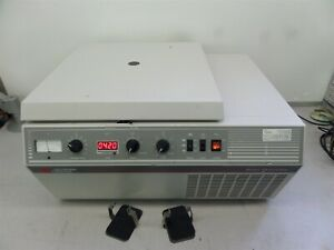 Beckman Coulter Allegra 6r Centrifuge W Rotor Gh 3 8