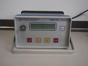 Orbisphere Laboratories Model 3610 510e Nitrogen Analyzer