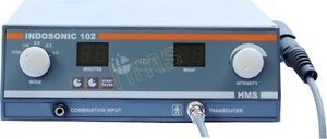 New 1 Mhz Ultrasonic Therapy Machine Suitable Underwater Ce Approved Machine Bh