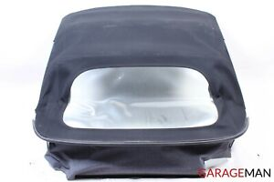 97 04 Porsche Boxster 986 Convertible Soft Top Upper Roof Vinyl Cover Assembly