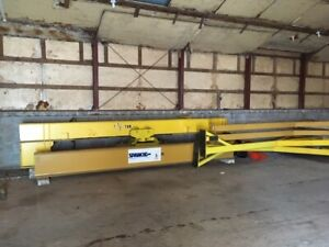 7 5 Ton And 5 Ton A Frame Gantry Cranes W Electric Chain Hoists On Casters