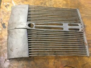 Ford 9n Tractor Original Solid Grille