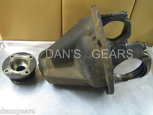 Isuzu 12 Bolt Differential Housing Trooper Tod 1998 1999 Torque On Demand G80