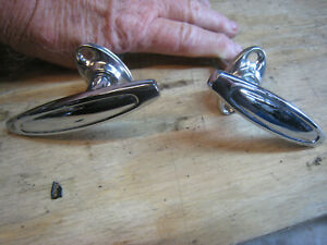 1932 Ford 2 Reproduction Roadster Outside Door Handles Flathead Hot Rod