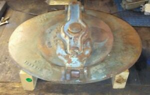 Clay Baile Oil Fuel Gas Tanker Dome Inspection Hatch Or Quick Opening Fill