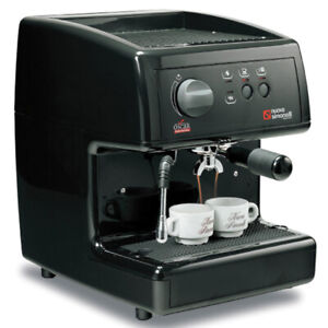 Refurbished Nuova Simonelli Oscar Direct Connect In Black