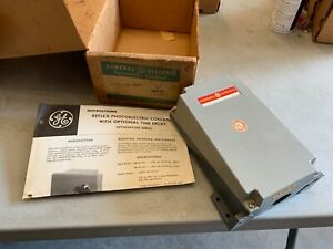 Ge 3s7505ps700a6 Reflex Photoelectric Control W time Delay Used