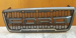 2004 To 2008 Ford F150 F 150 Raptor Style Grille Grill Used