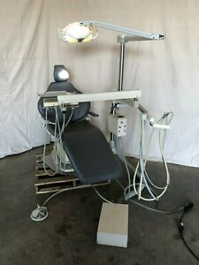 Dental Chair Delivery Unit Light And Assistance Unit engle Dental System
