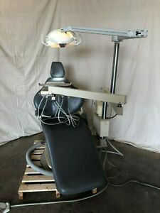 Dental Chair Delivery Unit Light W cuspidor engle Dental System