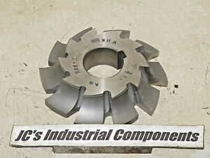 Brown Sharpe Corner Rounding Milling Cutter 5 8 Radius Left Hand
