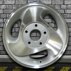 Machined Sparkle Silver Oem Wheel For 1999 2001 Dodge Ram 1500 16x7