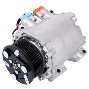 Ac Compressor Fit For 2002 2006 Honda Cr V Cr V 2 4 L 38810pnb006 38810 Pnb 006f