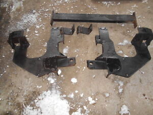 Fisher Mmii Plow Mount 2000 Ford F350