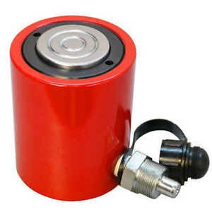 20 Ton Hydraulic Lifting Cylinder 2 50mm Stroke 106mm Closed Height Lift Jack