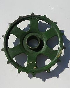 Vintage Nos John Deere Gear P n Y4425b Farm Implement Part