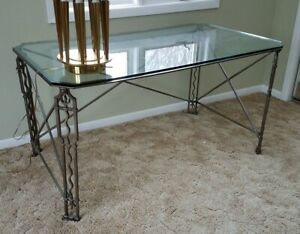 Architectural Cast Iron Steel Industrial Kitchen Island Work Table Desk Rr 1500