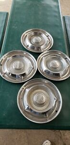 1958 Oldsmobile 88 Super 88 Holiday 14 Wheel Covers Hubcaps Set Of 4
