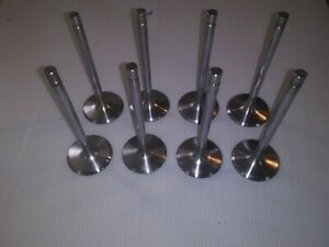 Manley Sbc Chevy 1 940 Stainless Severe Duty Intake Valves 5 140 X 3415 11748 8