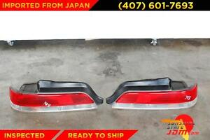 Jdm Honda Prelude Type S Sir Bb6 Bb8 Tail Lights 1996 2001 Oem Taillights