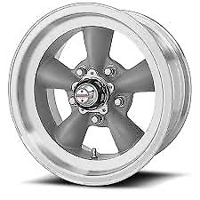 15x7 American Racing Vn105d Torque Thrust Wheels