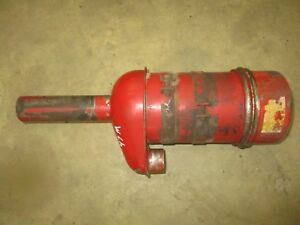 Ih Farmall M Sm Oil Bath Air Cleaner Antique Tractor