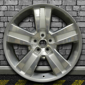 Polish Sparkle Silver Oem Factory Wheel For 2012 Jeep Liberty 20x7 5