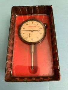 Starrett No 25 441 001 Jeweled Dial Indicator