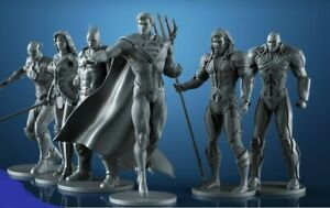 Models Stl Files To 3d Printer Dc Comics Marvel Movies Figures More Then 1000