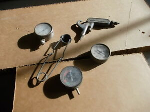 Steampunk Sampler Boiler Gages Air Gun Striker
