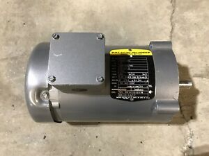 Baldor Vm3542 Electric Motor 3 4hp 1725rpm
