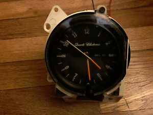 1977 1978 1979 Ford Thunderbird Dash Clock D7sf 15000 Ranchero Cougar