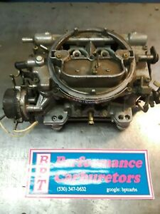 Carter 625 Cfm Afb Carburetor 9635sa