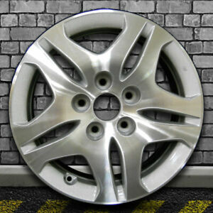 Machine Texture Sparkle Silver Oem Factory Wheel For 2007 Honda Odyssey 16x7