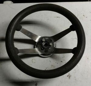 Vintage Superior Performance The 500 Gasser Steering Wheel 11 5 Inch