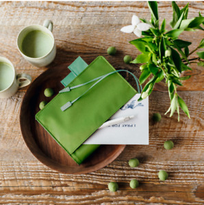 Hobonichi Techo 2019 Cover Only Matcya Green Tea Color For Planner