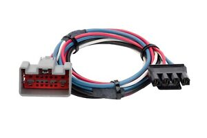 Hopkins Towing Solution 47845 Trailer Brake Control Quick Install Harness