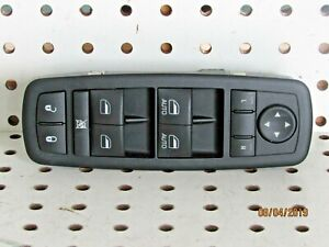 2012 2013 2014 2015 2016 Chrysler Town Country Driver Left Window Switch Oem