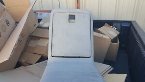 84 Pontiac Fiero Center Console Rear Flaws Used See Pics Oem