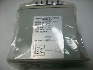 Phaostron Analog Frequency Control Module 45 65 Hz